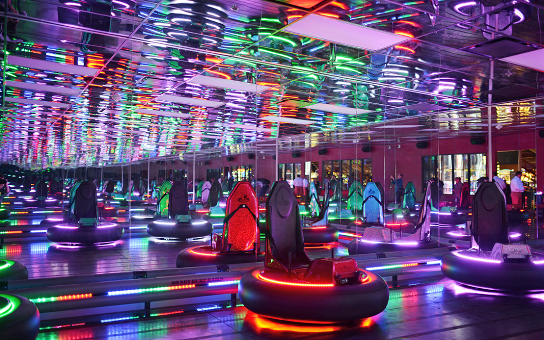 5 Surprising Facts About Bumper Cars