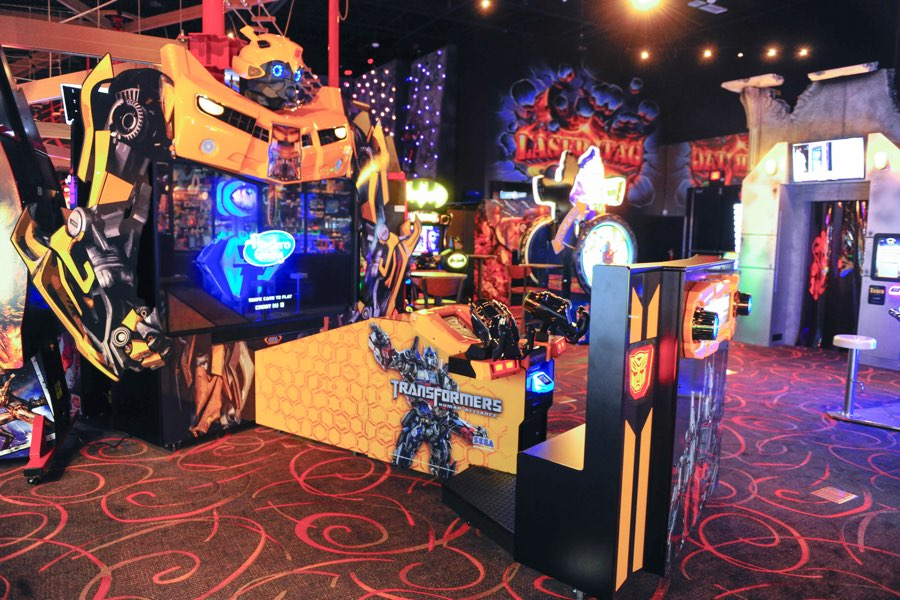 arcade games for adults