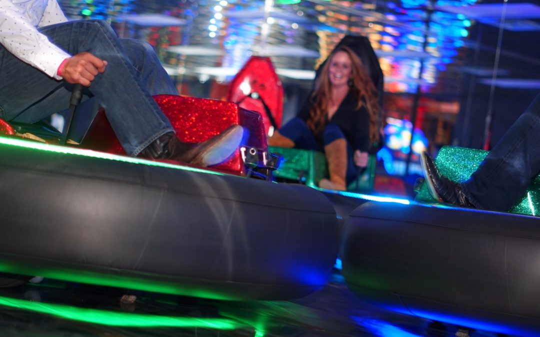 Valentine's Day Date Ideas: Bumper Cars for Adults and More