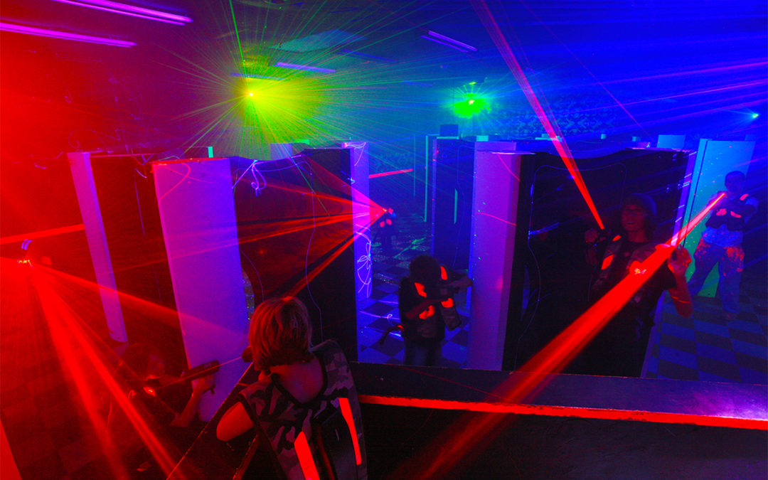 Tips for Winning Laser Tag for Adults