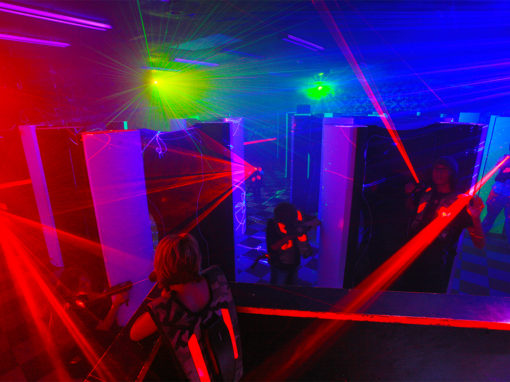 tips for laser tag for adults